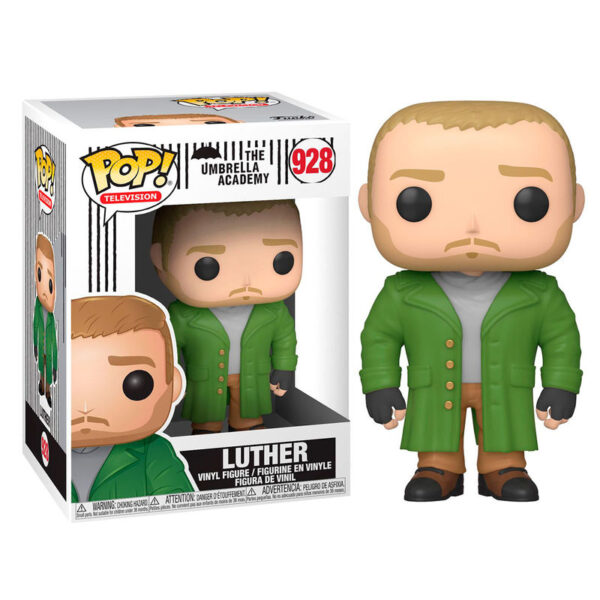 Figura POP Umbrella Academy Luther Hargreeves