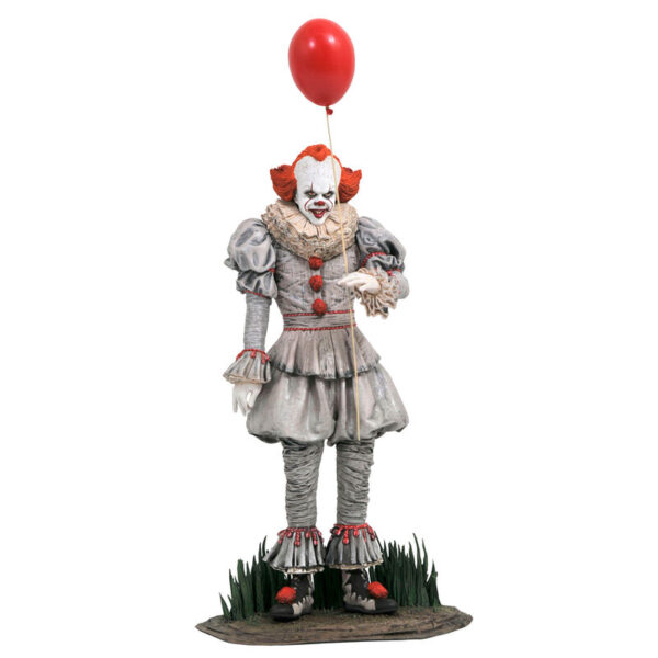 Estatua diorama Pennywise It Chapter Two 25cm