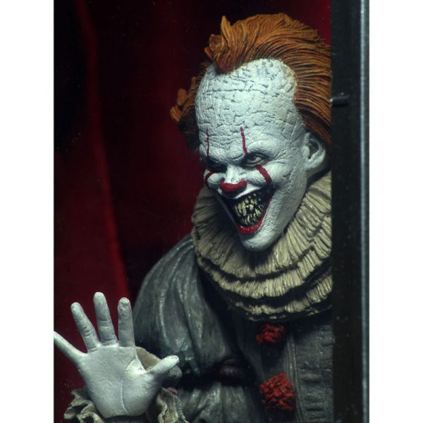 Figura Pennywise It Chapter 2 18cm
