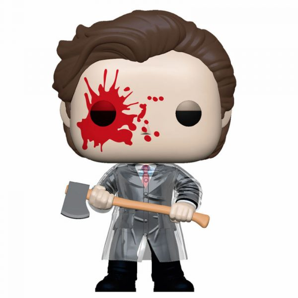 Figura POP American Psycho Patrick with Axe Chase
