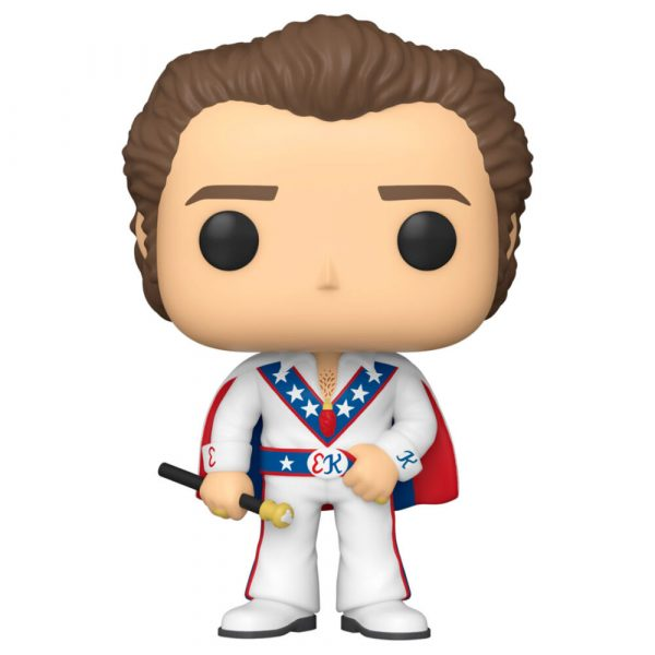 Figura POP Evel Knievel with Cape 5 + 1 Chase