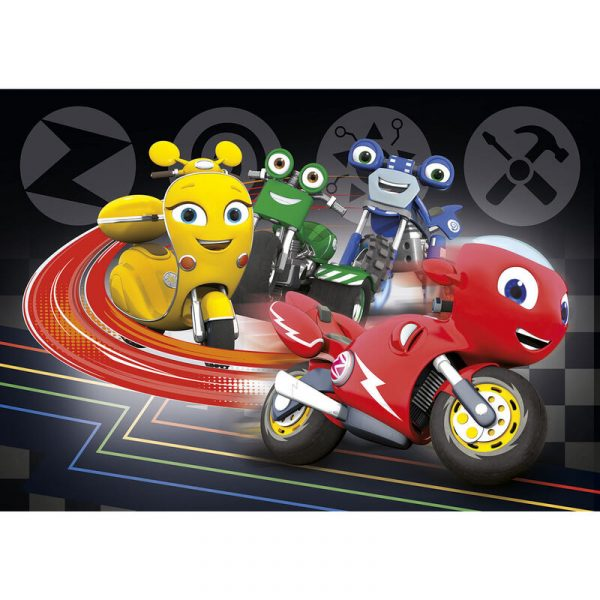 Puzzle Ricky Zoom 60pzs