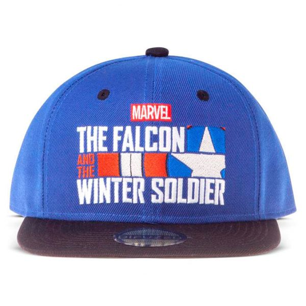 Gorra Falcon and The Winter Soldier Marvel