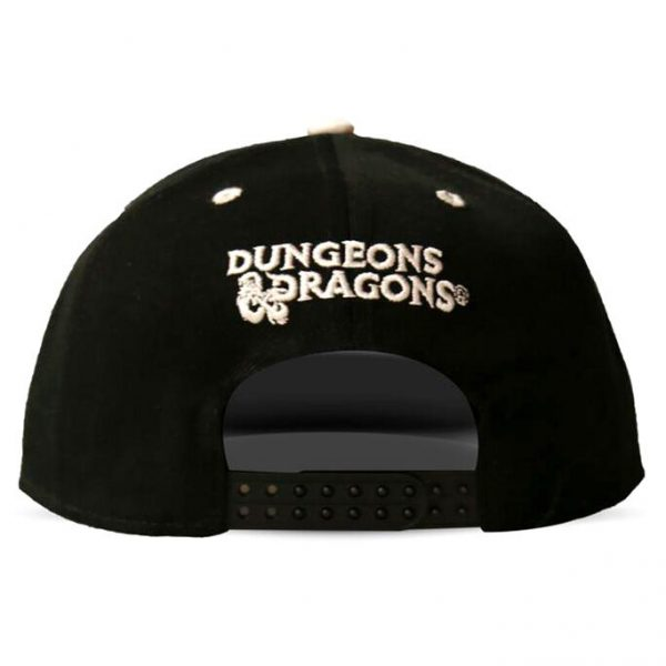 Gorra Critical Hit Dungeons and Dragons