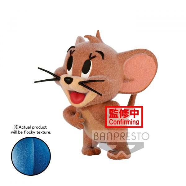 Figura Jerry - Tom and Jerry Fluffy Puffy 6cm