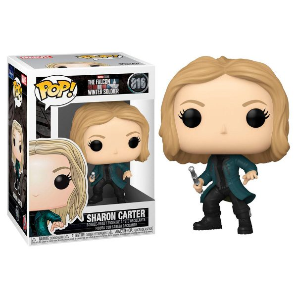 Figura POP Marvel The Falcon and the Winter Soldier Sharon Carter